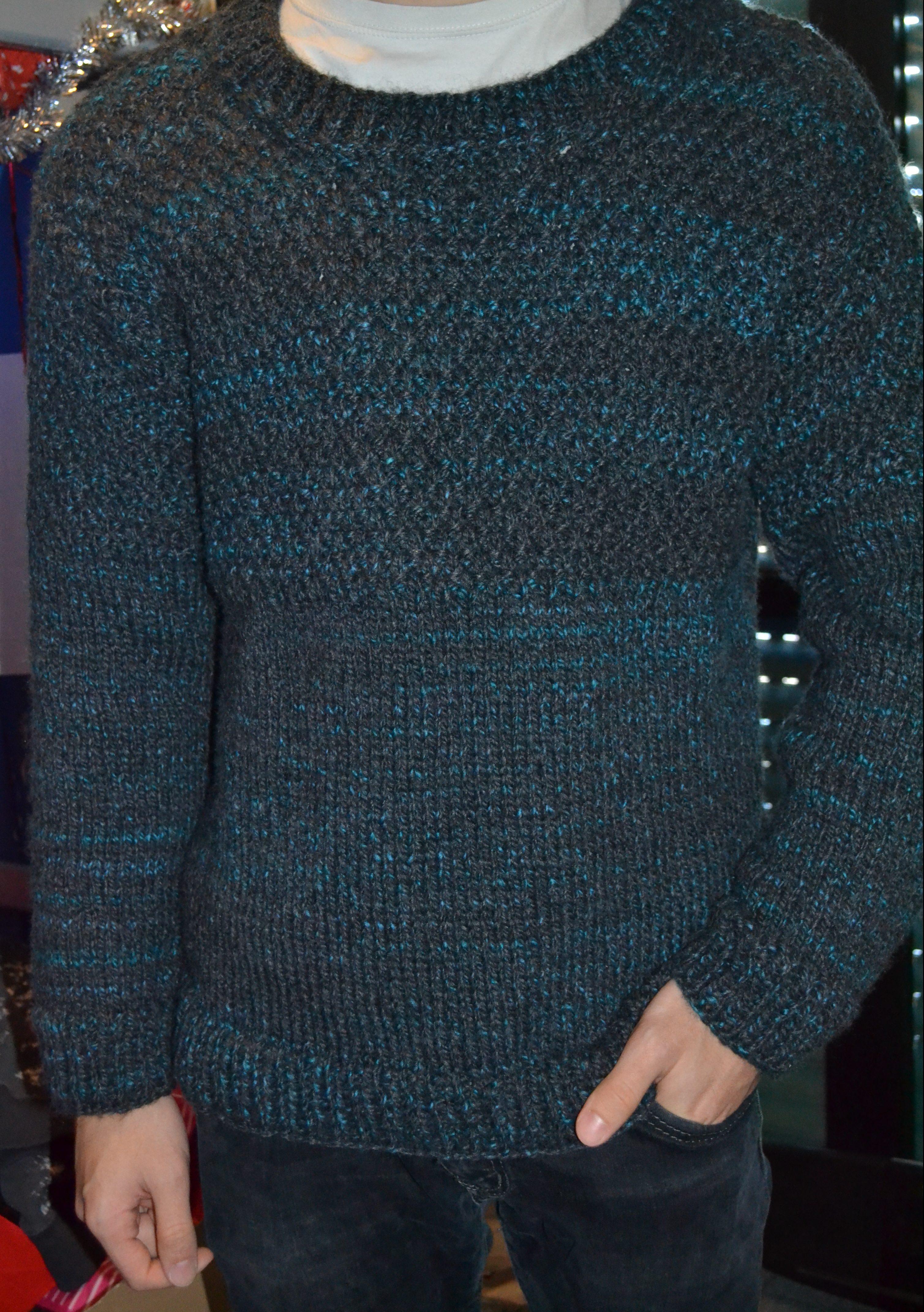 selezione migliore 3f0e0 01d96 Caldo e morbidissimo maglione da uomo